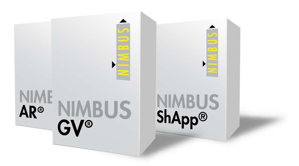 NIMBUS-Lösungs-Suite-Boxen