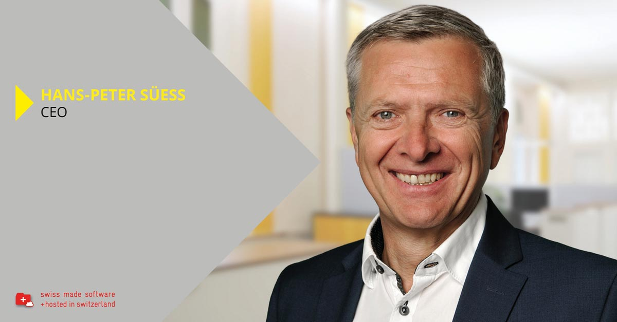 Nimbus AG is implementing a generational change both technologically and in terms of business organization. Hans-Peter Süess has been the Shareholder Solutions & Services provider's CEO in Ziegelbrücke since 2019, while Hansjörg Stucki stays on as its owner and as the Delegate of the Board of Directors.